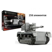 Конструктор World of Tanks WAFFENTRAGER AUF PZ. IV