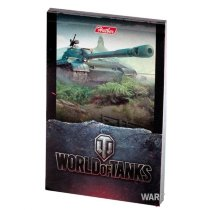 "Блокнот World of Tanks ""121"" 48 л. А7"