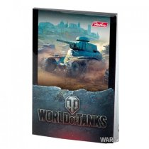 "Блокнот World of Tanks ""МС-1"" 48 л. А7"