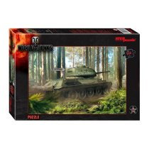 "Пазл ""World of Tanks"" 260 деталей"