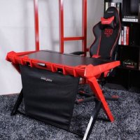 Игровой стол DXRacer Gaming Desk GD/1000/NR Black/Red