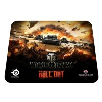 Коврик для мыши SteelSeries SS QcK LE World of Tanks