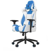 Игровое кресло Vertagear SL4000 Racing white/blue
