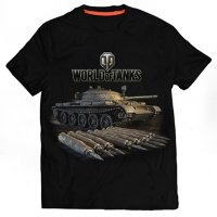 "Футболка World of Tanks ""Железный монстр"""