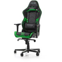 Игровое кресло DXRacer RACING OH/RV131/NE Black/Green