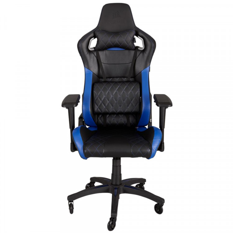 Игровое кресло Corsair Gaming™ T1 RACE Black/Blue