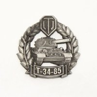 "Магнит World of Tanks ""Т-34-85"""